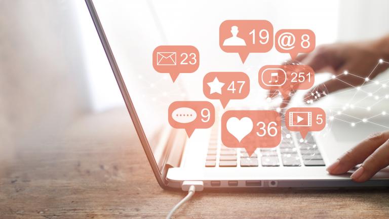 Social-Media-Stress – Strategien dagegen
